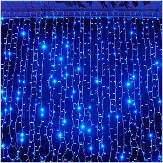 LED Curtain Light 2m