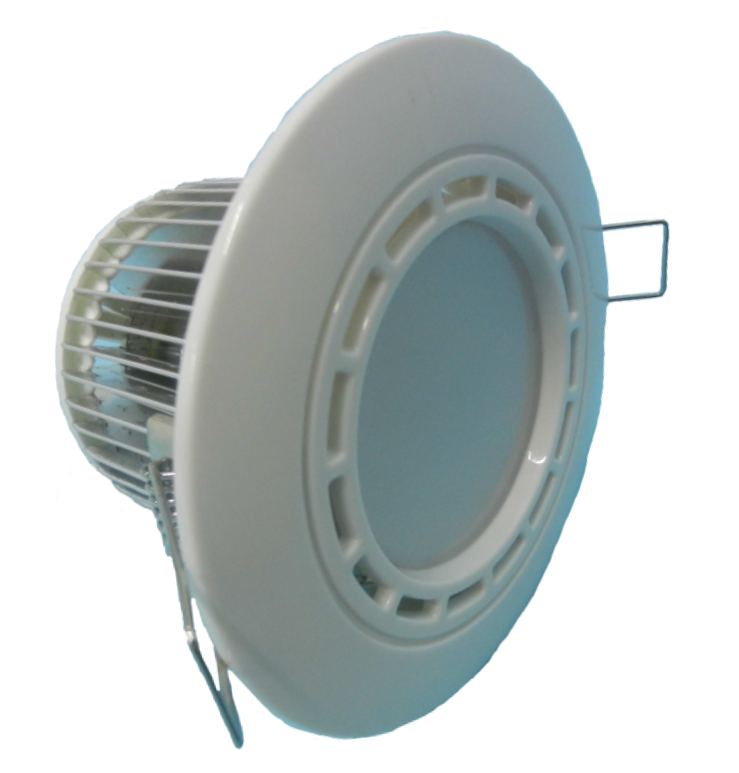 LED Round Downlight 10W 240VAC S3