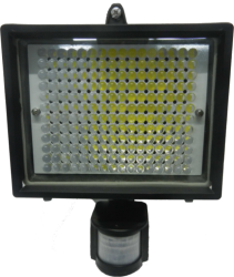 LED Flood Light 9W with sensors 240VAC