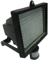 LED Flood light 20W with sensors 240VAC