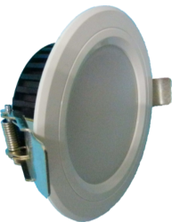 LED Round Downlight 10W 240VAC S1