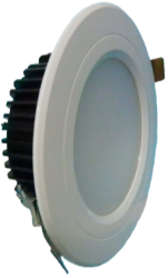 LED Round Downlight 15W 240VAC S1