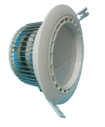 LED Round Downlight 15W 240VAC S3