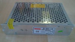 Power Supply 60W 12V