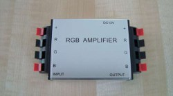 RGB Amplifier 12VDC